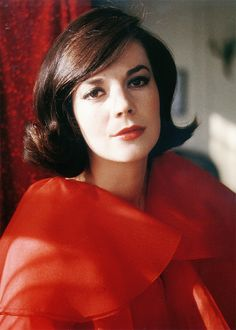 """I realized I had a choice, I didn't have to be an actress if I didn't want to be one. And I wondered about it very seriously."" Natalie Wood"