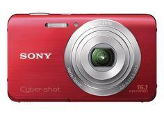 Electronics Review: Sony Sony 5x OpticalSteadyShot DSC-W650 Camera