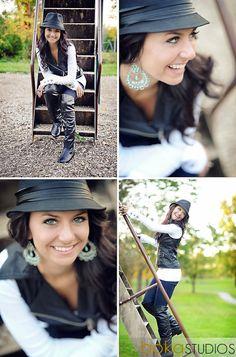 Senior Photography Poses   senior girl photography {posing ideas} / senior