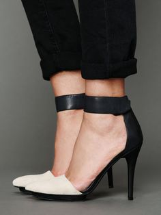Jeffrey Campbell Solitaire Heel at Free People