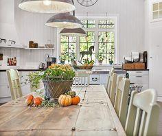 Lovely Deco: Une décoration aux couleurs de l'automne