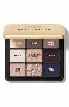 What it is: A transportive nine-shade eyeshadow palette inspired by the la dolce vita look.