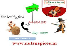 nutsnspices.in offer 100% pure and quality saffron packs online.