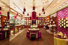 Christopher Jenner | Projects  Penhaligons  Ion  Orchard Rd.  Singapore