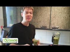 Grüne Smoothies selber machen - Anleitung für Einsteiger - YouTube