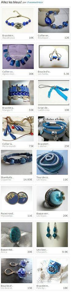 Allez les bleus! Collection par Chasseautresor