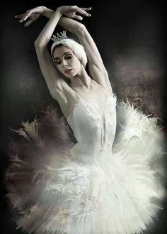 Ballerina Natalia Osipova - Swan Lake. ✯ Ballet beautie, sur les pointes ! ✯