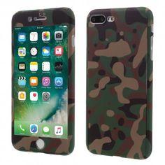 360 Skal till iPhone 7 Plus - Skydd för hela din iPhone Camo - Malmö TeknikKompani Iphone 7 Plus, Camo, Camouflage, Military Camouflage