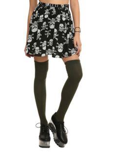 adorable skirt at hot topic!!!