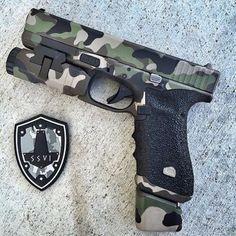 Airsoft Guns, Weapons Guns, Guns And Ammo, Glock Mods, Custom Guns, Cool Guns, Nautilus, Tactical Gear, Tactical Survival