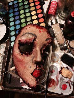 Making flesh mask