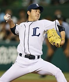 Ryouma Nogami throws 8 1/3 strong innings with 7 hits, 2 walks, 2 strikeouts and 2 earned runs, and notches the 3rd win of the season at Seibu Dome on Tuesday, July 10, 2012.