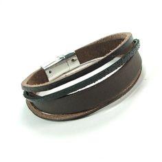 Brauni - bransoleta dla mężczyzn