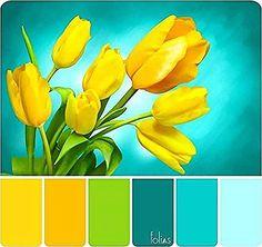 Color Schemes Colour Palettes, Colour Pallette, Color Palate, Color Combinations, Spring Color Palette, Pantone Verde, Molduras Vintage, Color Psychology, World Of Color