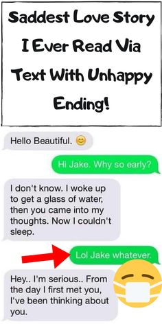 The entire story happened via text between a girl and a boy. What happens at the end will be revealed the end. Sad Love Stories, Love Story, Black Friday 2019, Funny Memes, Jokes, B 13, Weird World, Hello Beautiful, Fun Facts