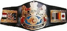 WCW Womens World Heavyweight Championship .. World Championship Wrestling