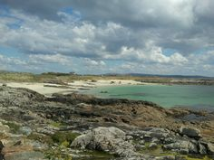 Roundstone on a gorgeous day in May 2013