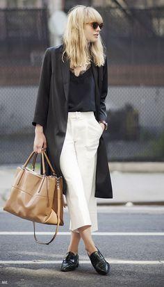 Culottes kombinieren: So gelingt euch DER Trend-Style des Frühlings!