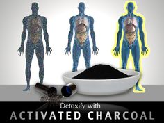 Detoxify Your Body with Activated Charcoal