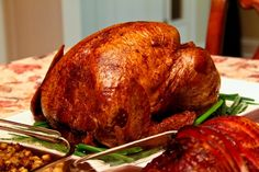 How to cook turkey on Thanksgiving or any other holiday is a great topic of discussion where there are many ways to prepare and cook turkey.