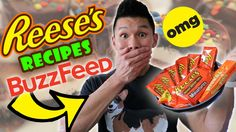 REESE'S BUZZFEED FOOD Recipes Taste Test - Life After College: Ep. 484