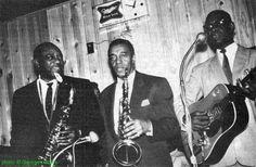 J.T. Brown, Boyd Atkins & Elmore James