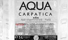 Aqua Carpatica are sau nu nitrati?