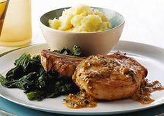 Pork chop recipes on Pinterest | Pork Chop Recipes, Pork Chops and ...
