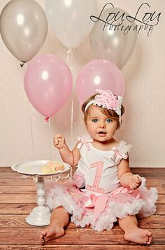 Sweet Icing Polka Dot Pettiskirt Set from The Couture Baby