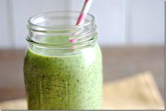 Eat Yourself Skinny!: Kiwi, Pineapple & Chia Seed Smoothie