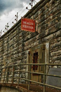 The old Tenn State Prison