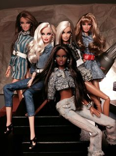 #barbies #dolls  SHO Flickr 36 qw