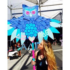 Owl Rave Totem Doodle email for custom creations haleycarmody Festival Camping, Edm Festival, Coachella, Edc Las Vegas, Electric Daisy Carnival, Edm Music, Rave Outfits, Knitting Patterns, Doodles