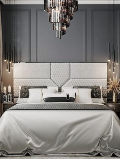 Get the interior decor of your dreams! ! Organic modern decor has been trending for a while. Either you choose this style or another, the bedroom design should reflect your style and still match your home décor. #bedroom #bedroomdecor #bedroomdesign #bedroominspo #bedroomideas #bedroomgoals #bedrooms #bedroomdesigns #bedroomfloor #masterbedroomdesign #dreambedroom #moderninterior #moderndecor #housedecor #modernbedroom #interiorliving #interiorinspiration #interiordesign