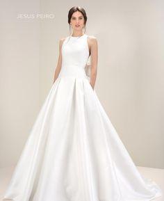 Vestido novia JESUS PEIRO 7056 JESUS PEIRO gown MIRTILLI COLLECTION 2017