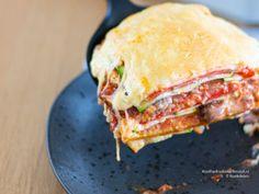 Low Carb Recipes, Low Carb Keto, Cooking Recipes, Healthy Recipes, Good Food, Yummy Food, Go For It, Lasagna, Italian Recipes