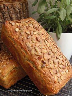 Leśny Zakątek: Żytni na zakwasie z semoliną i nasionami Chia