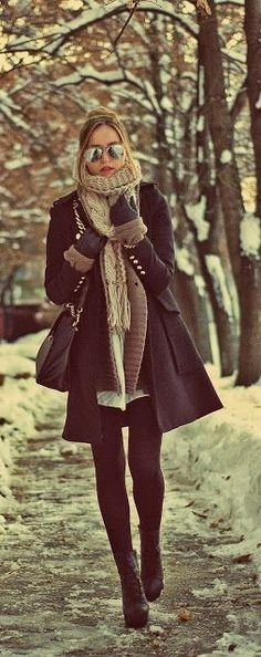 Let`s get cozy with winter style 2015