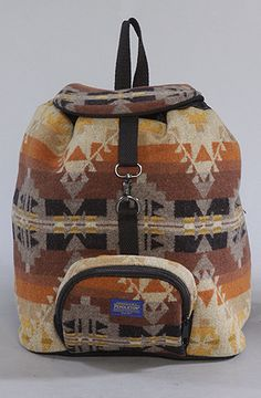 Pendleton - The Small Backpack@karmaloop -- Use repcode JSTRILLA at the checkout for 20%OFF your purchase on karmaloop.com --