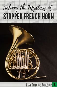 Does teaching stopped french horn seem a bit intimidating? If so, check out this helpful article! It covers hand and mute stopping, and many more tips! Music Lesson Plans, Music Lessons, Teach Yourself French, Music Classroom, Music Teachers, Elementary Music, Upper Elementary, Band Director, Music Worksheets