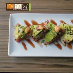 A quién traerías a probar esta delicia? #TatakiMarket #food #drink #sushi #cócteles #experienciatatakimarket #sabores #sushi #tataki #fusion #panama #pty #ptyfood by tatakipty