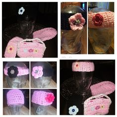 Headbands and mini bags