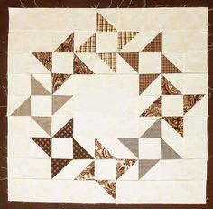 Make Flying Geese blocks and get a bonus of half-square triangles. The HSTs are great for small projects such as table toppers, table runners and wall quilts.