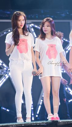 Snsd Seohyun & Sunny