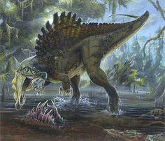 spinosaurus...