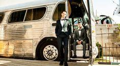 The Retro coach bus @airship37