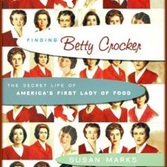 Finding Betty Crocker provides an unprecedented look into the General Mills archives to reveal how a fictitious spokesperson was enthusiastically welcomed into kitchens and shopping carts across the nation. Susan Marks offers an entertaining, charming, and unique look at an American icon situated between profound symbolism and classic kitchen kitsch. Enter to win this delightful book: http://www.apronmemories.com/blog/2013/10/tie-one-on-day-and-give-from-the-heart/
