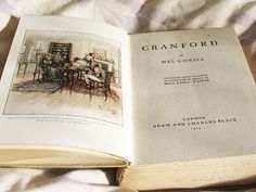 Cranford by Elizabeth Gaskell.  A cute little story that at times made me laugh out loud (actually literally).