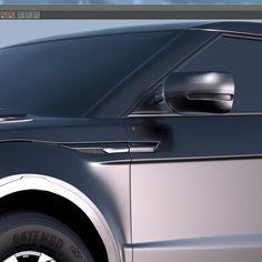 Details render Range Rover Evoque. . #wip #cinema4d #c4d #3dartist #scketch #study #modeling #art #arte #job #rangerover #landrover #evoque #tire #car #portfolio #freelance #brasil #render #color #sky by xsandro3d