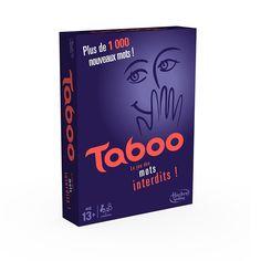 Taboo - Jeux Famille - Hasbro gaming - Toutes les marques - Les Marques des Enfants - Univers Enfant